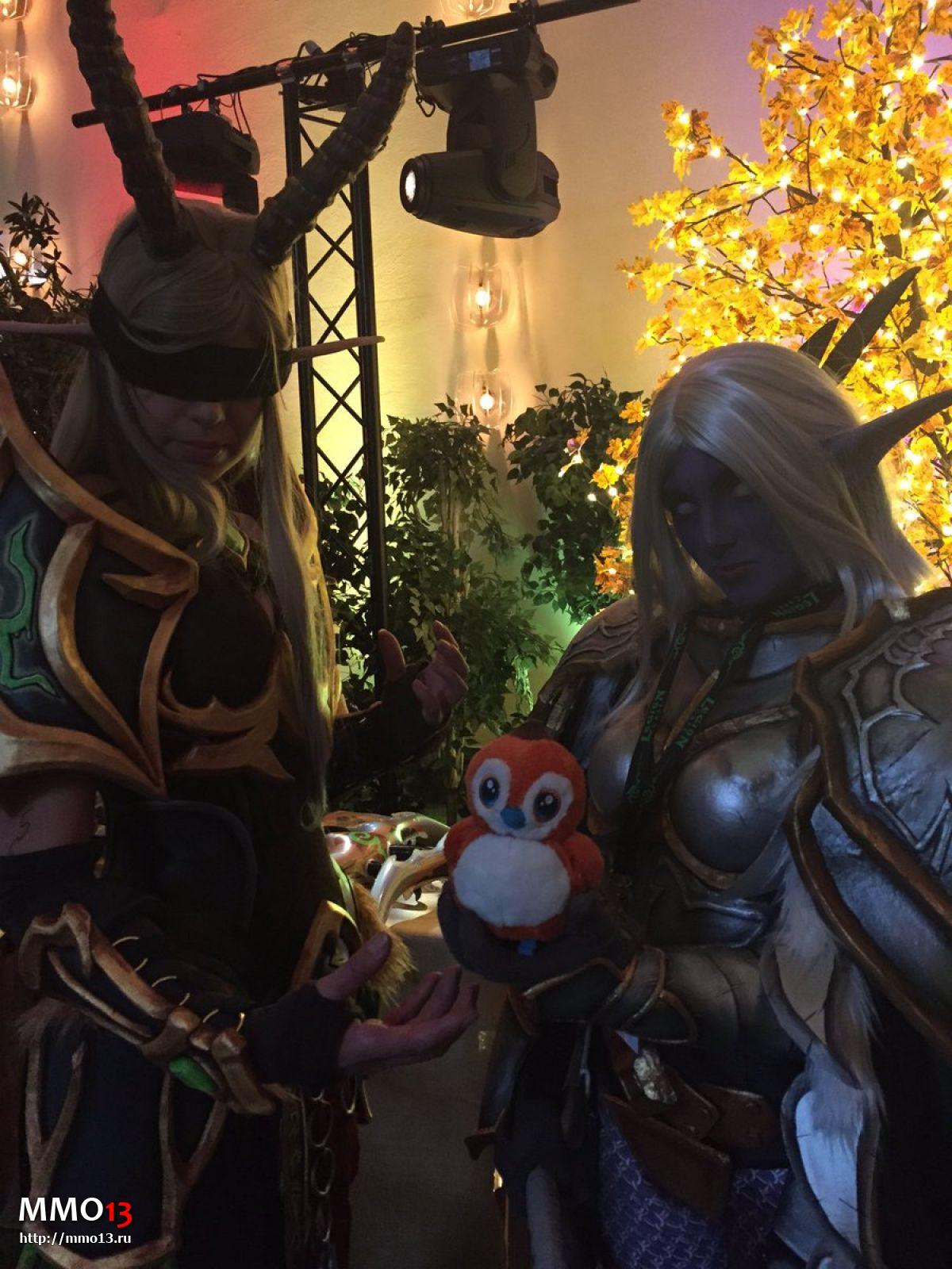 [GamesCom 2016] Blizzard Entertainment открыли Legion Cafe 15036