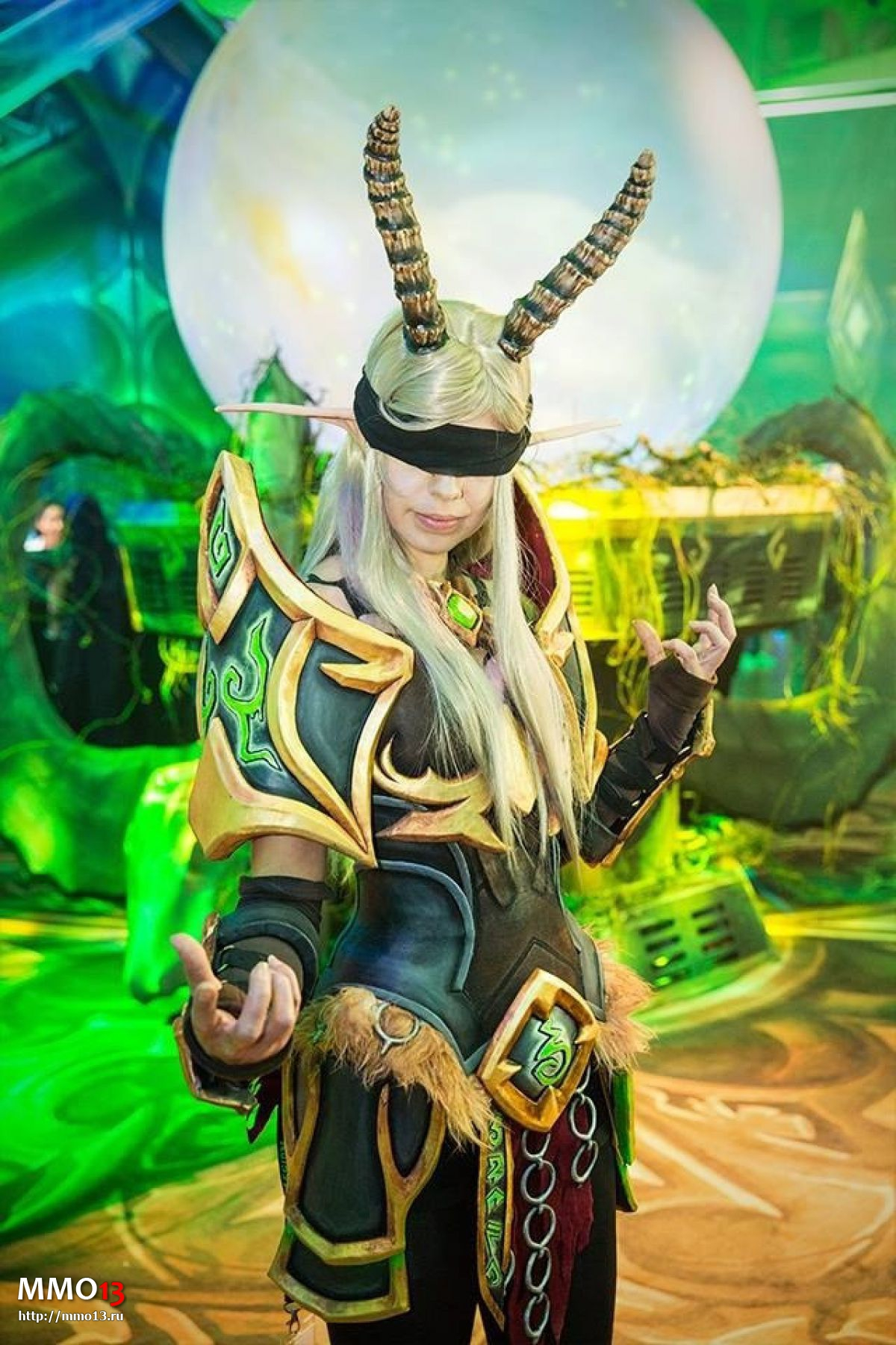 [GamesCom 2016] Blizzard Entertainment открыли Legion Cafe 15040