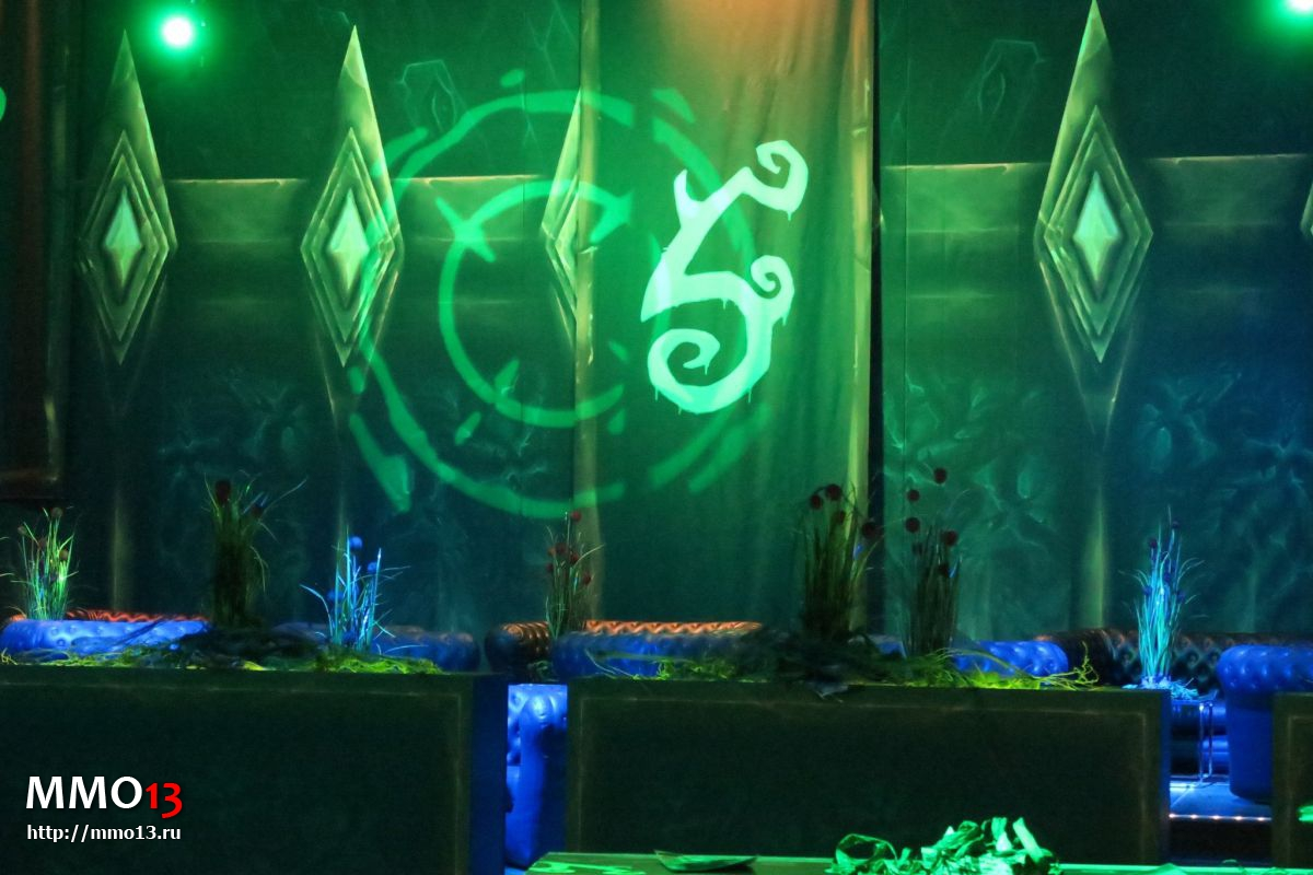 [GamesCom 2016] Blizzard Entertainment открыли Legion Cafe 15044