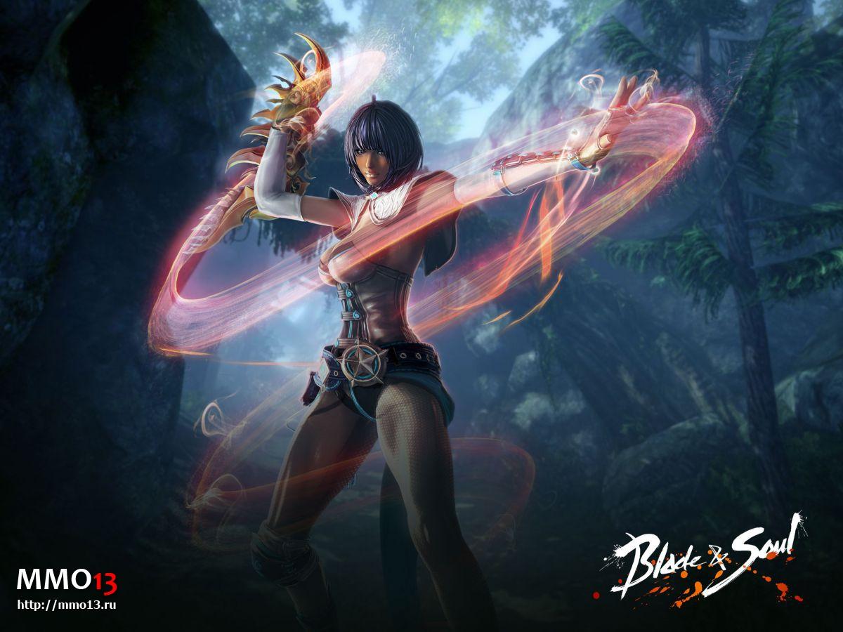 Глобальное обновление «Мастер Ци» в Blade and Soul   15927