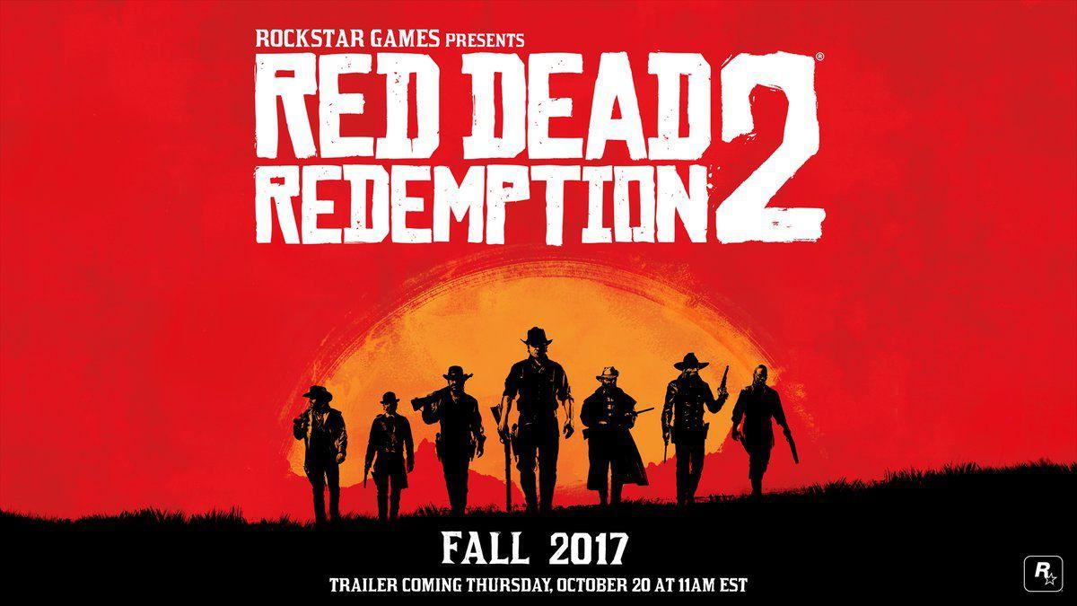 Анонсирована Red Dead Redemption 2 с многопользовательской частью 16116