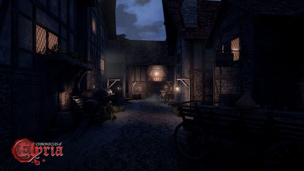 Chronicles of Elyria переходит от стадии подготовки к разработке 16143