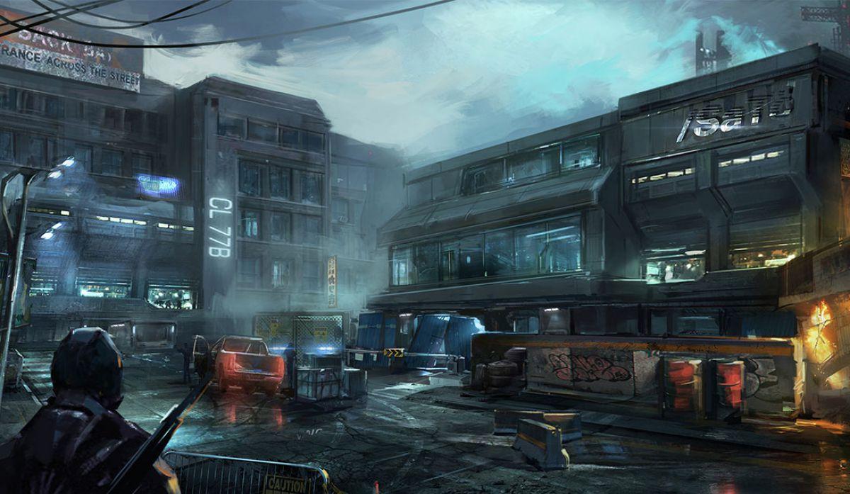 Открылся официальный сайт китайской версии постапокалиптического шутера Extopia 16320