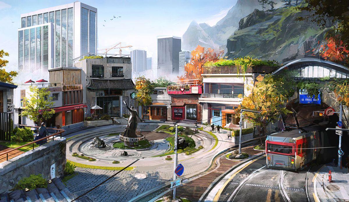 Открылся официальный сайт китайской версии постапокалиптического шутера Extopia 16322