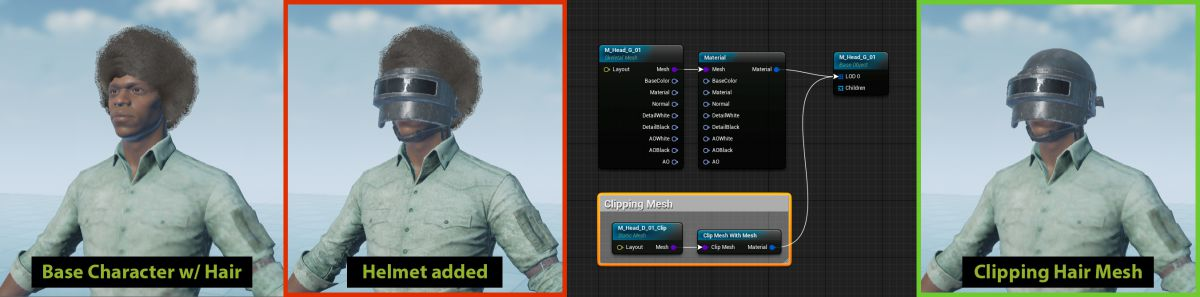 Разработчики Playerunknown`s Battlegrounds рассказали про кастомизацию персонажей 16330