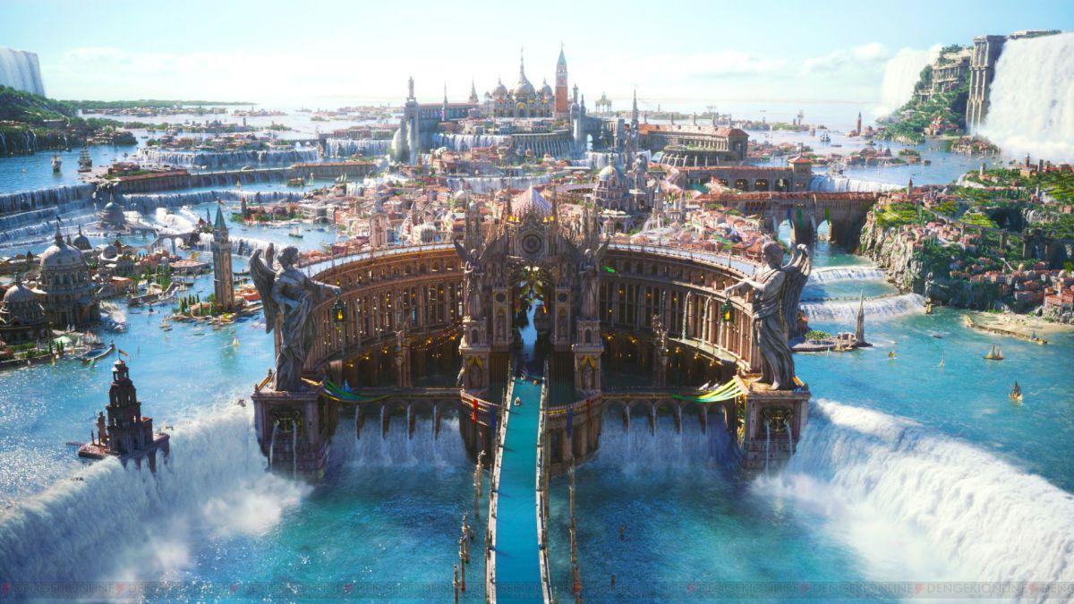 Square Enix и Machine Zone делают мобильную MMORPG по Final Fantasy XV 16530
