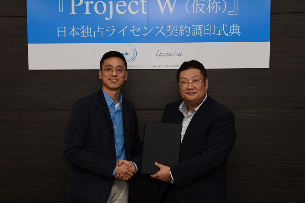 GameOn станет издателем Project W в Японии 16583