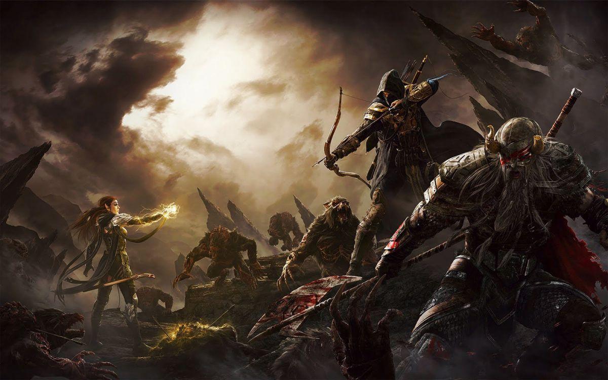 Открытые двери в The Elder Scrolls Online 16617