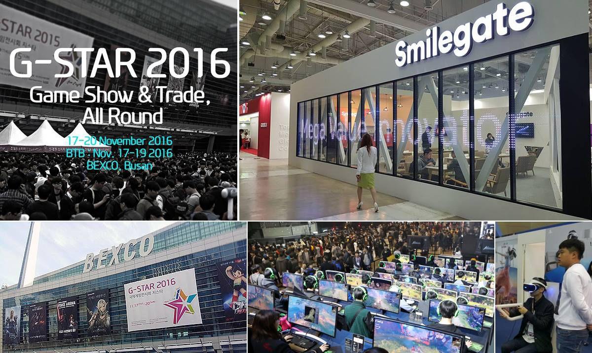 G-STAR 2016: Создатели Lost Ark обещают захватывающие анонсы 16762