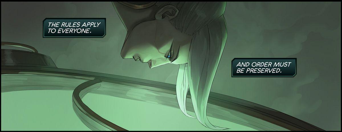 В League of Legends появится персонаж Камилла 16764