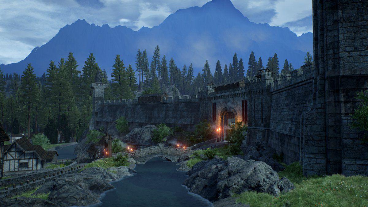 Четыре новых скриншота Chronicles of Elyria с тестирования 16869