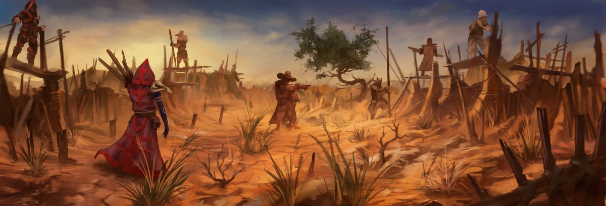В The Exiled добавят систему поиска клана и шёпот 16922