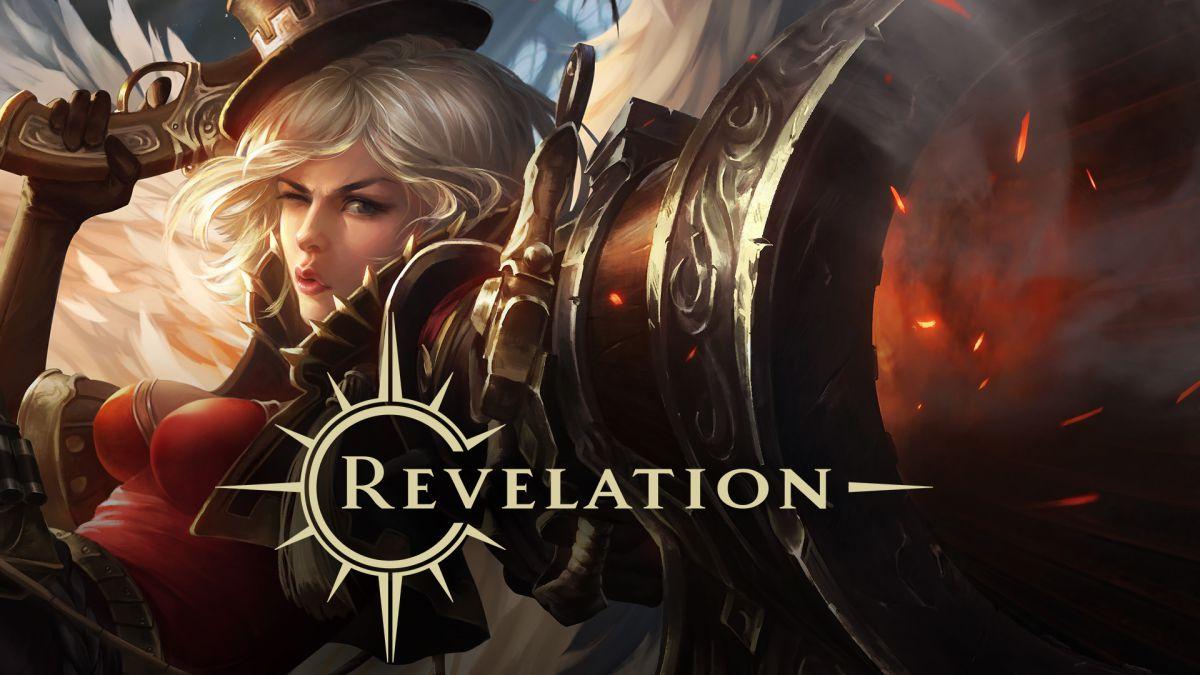 Стартовало последнее ЗБТ Revelation  16952