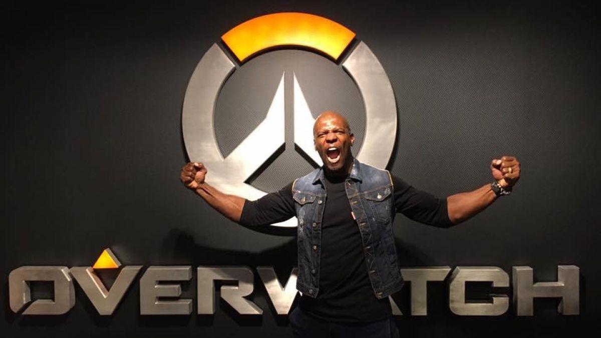 Терри Крюс хочет озвучить персонажа из Overwatch 17141