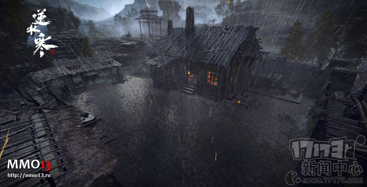 Первая информация о новой флагманской MMORPG от создателей Revelation 17238