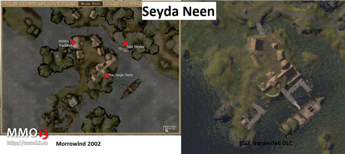 В The Elder Scrolls Online может появиться остров TES III: Morrowind 17254