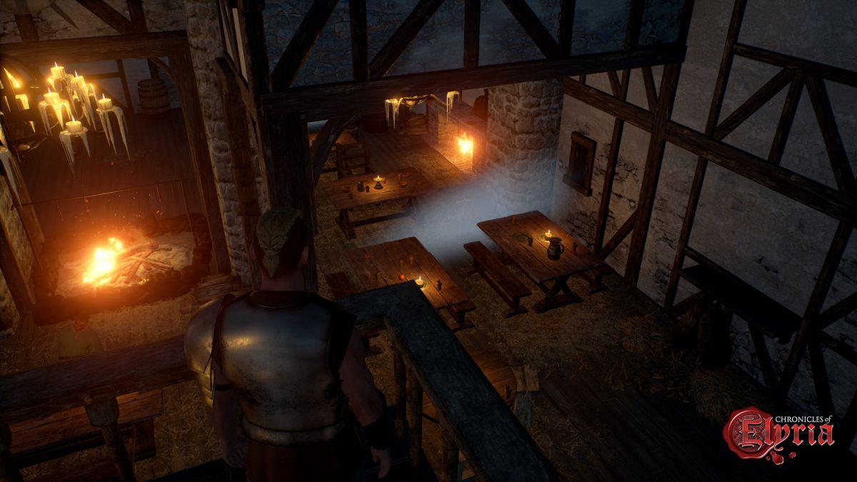 К команде Chronicles of Elyria присоединился аниматор City of Heroes 17330