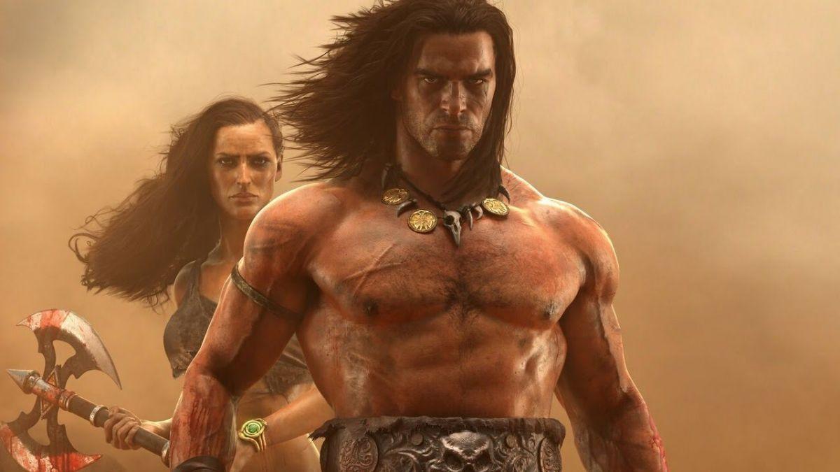 В Conan Exiles одновременно играют 40 тысяч человек 17580