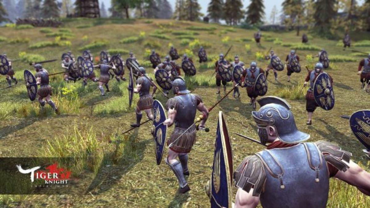 В Tiger Knight: Empire War добавят Римскую империю 17685