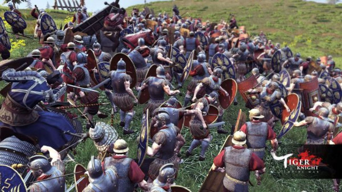 В Tiger Knight: Empire War добавят Римскую империю 17686