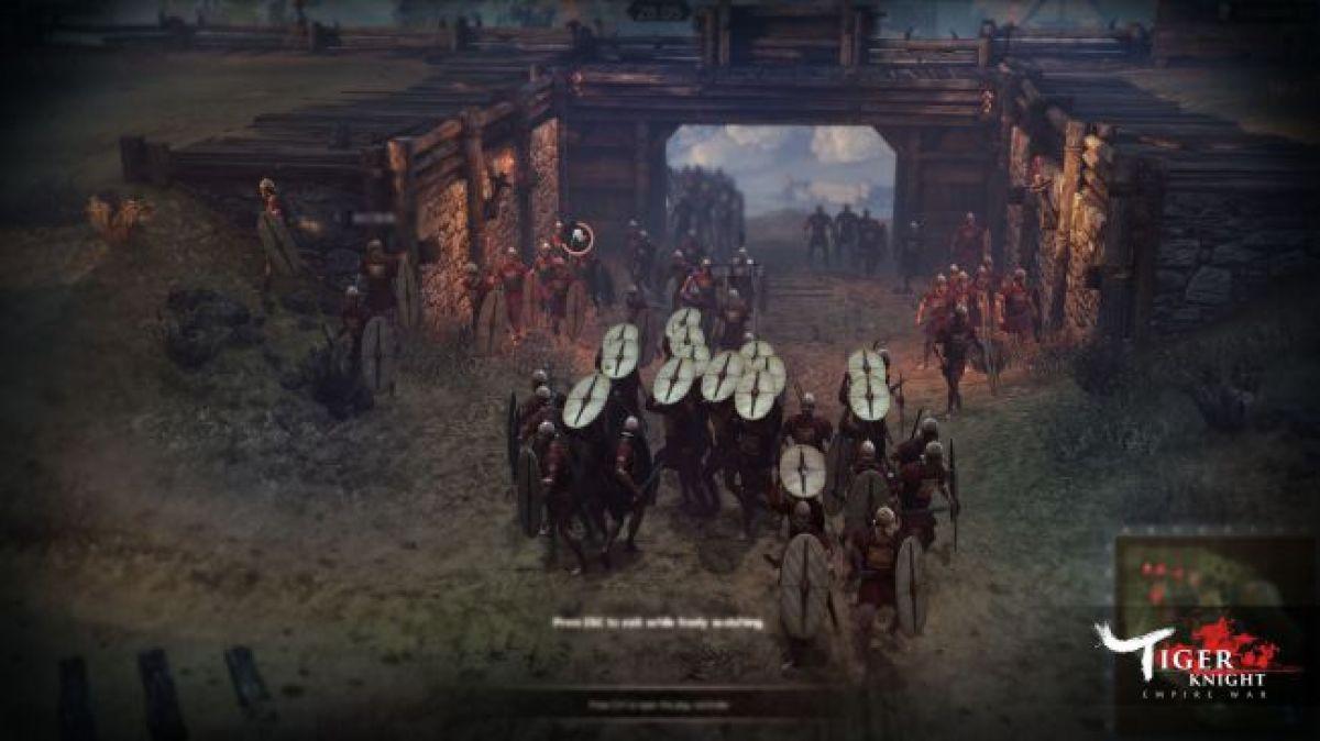 В Tiger Knight: Empire War добавят Римскую империю 17688