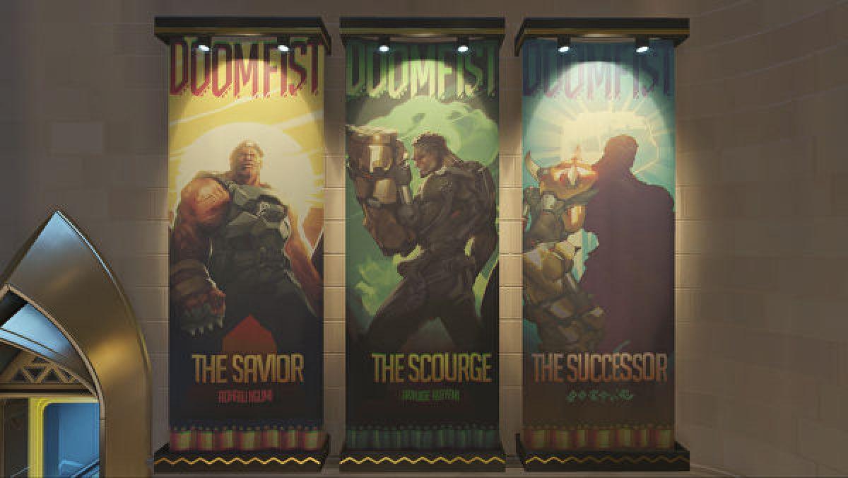 Кулак Смерти не будет следующим героем Overwatch 17957