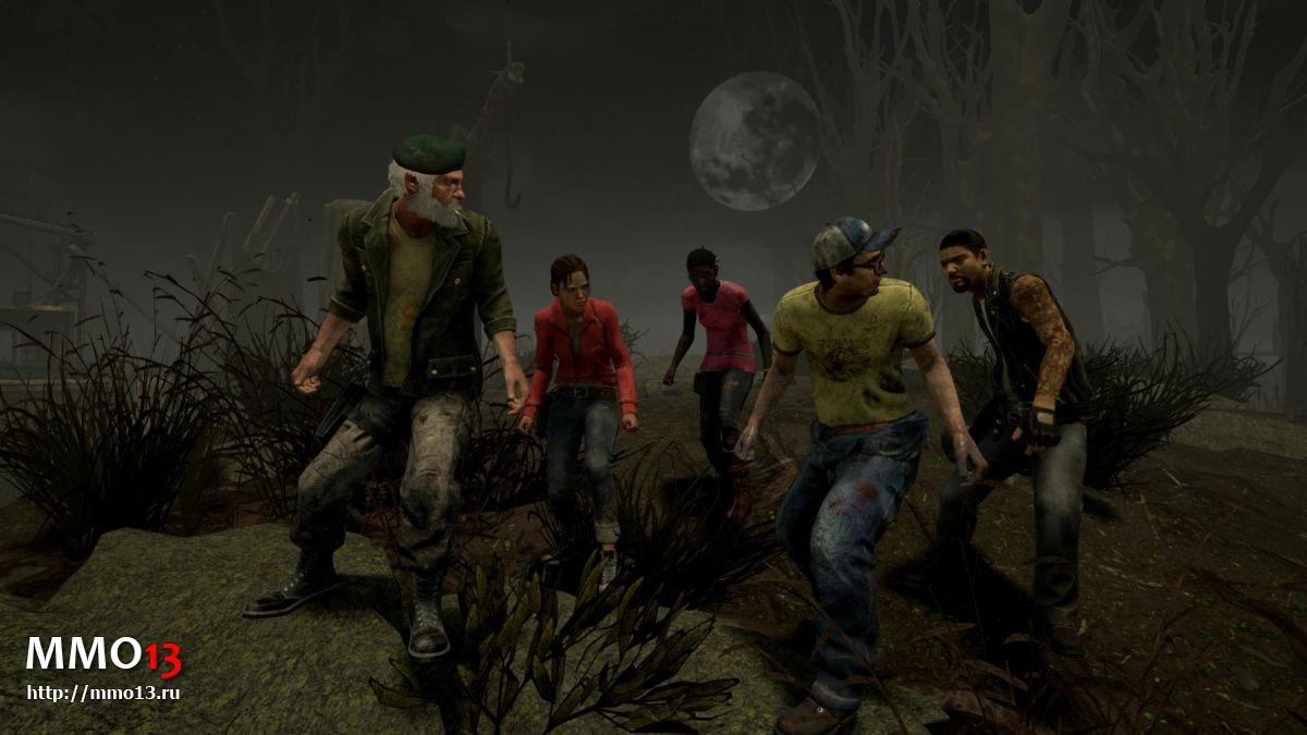 Для Dead by Daylight вышло DLC, посвященное Left 4 Dead — MMO13