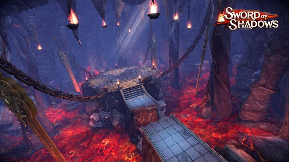 Состоялся мягкий запуск мобильной MMORPG Sword of Shadows 18409