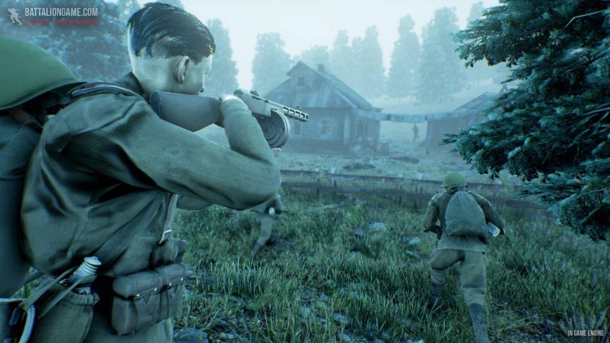 Battalion 1944 покажут на выставке EGX Rezzed 18421