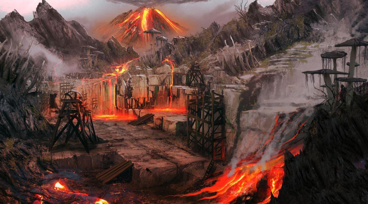 Foyada Quarry — второй батлграунд в The Elder Scrolls Online: Morrowind 18422