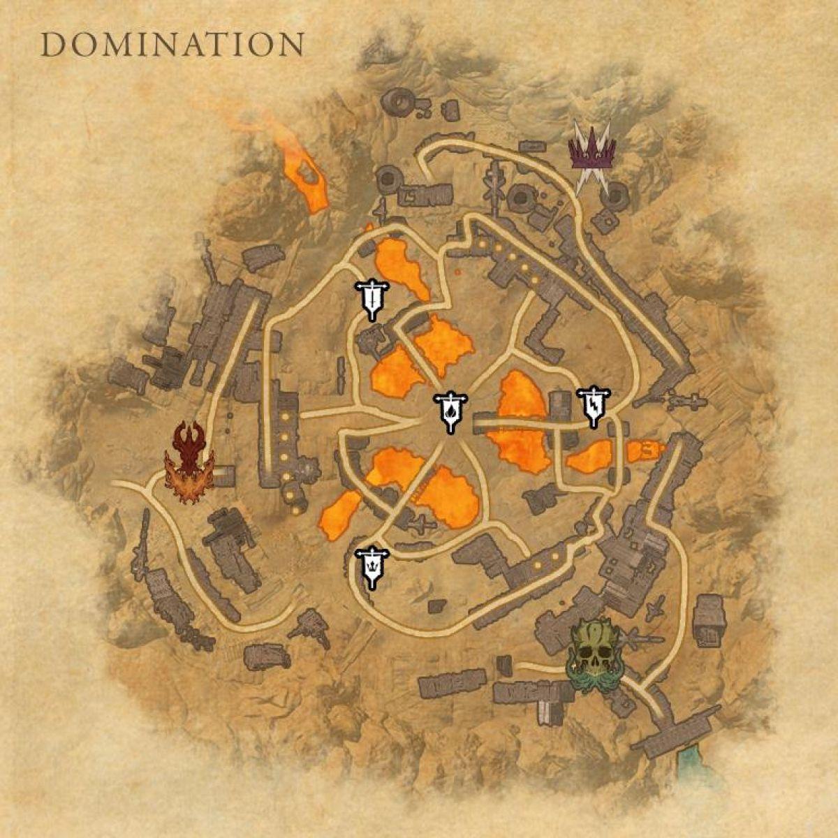 Foyada Quarry — второй батлграунд в The Elder Scrolls Online: Morrowind 18424