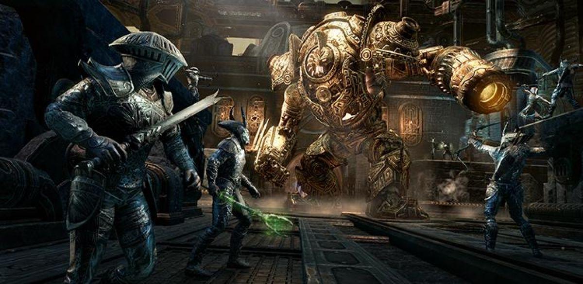 Разработчики The Elder Scrolls Online рассказали о ЗБТ дополнения Morrowind 18754