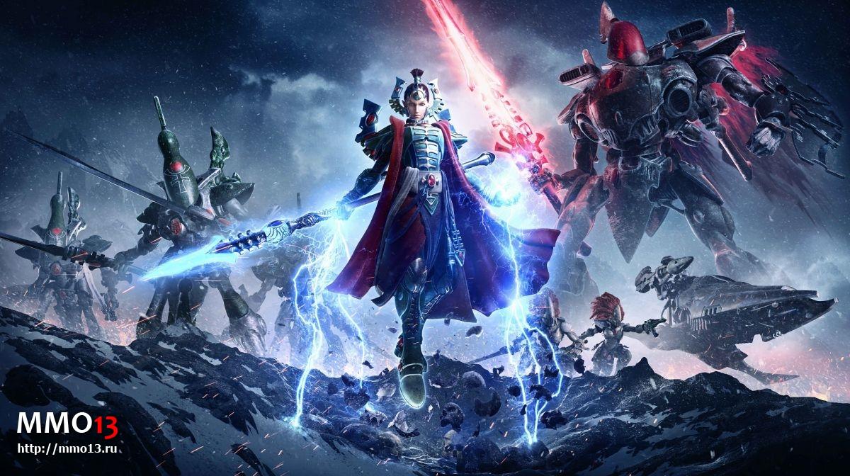 ОБТ мультиплеера Warhammer 40,000: Dawn of War III начнется 21 апреля 18757