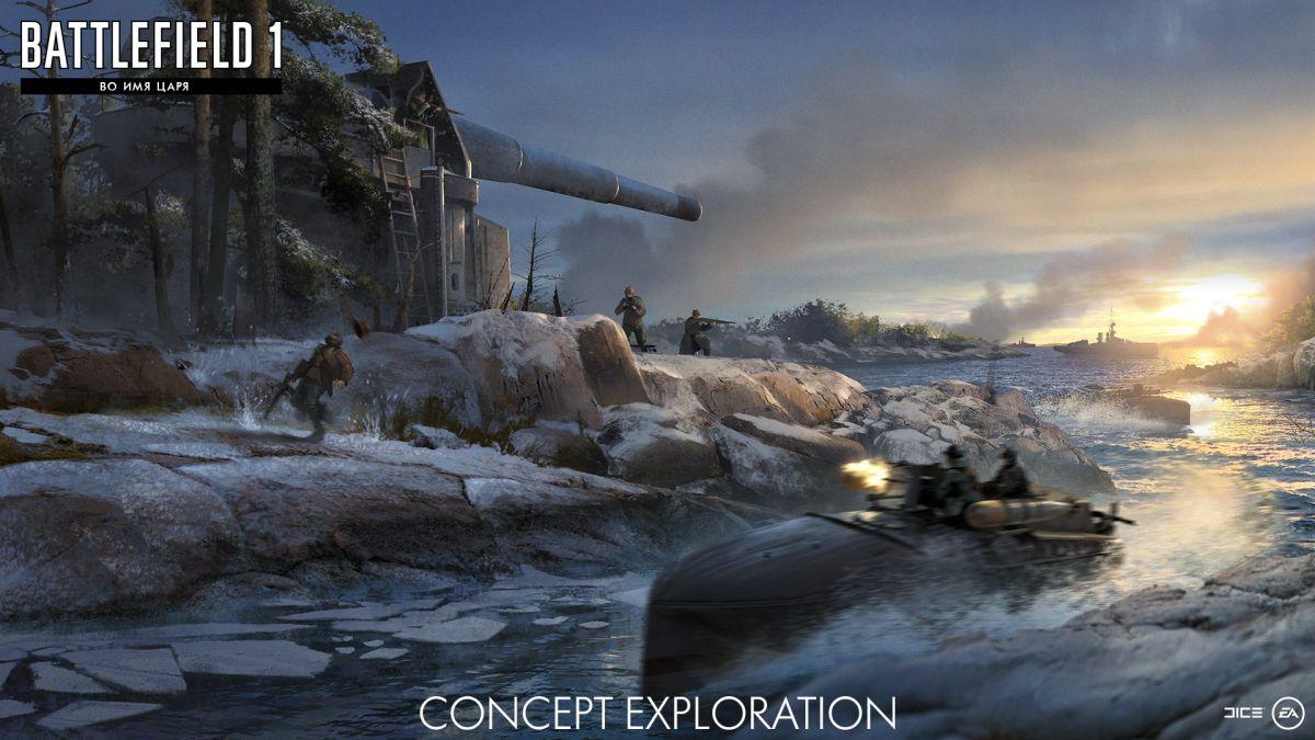 Battlefield 1 получит ежемесячные обновления и взводы 18847