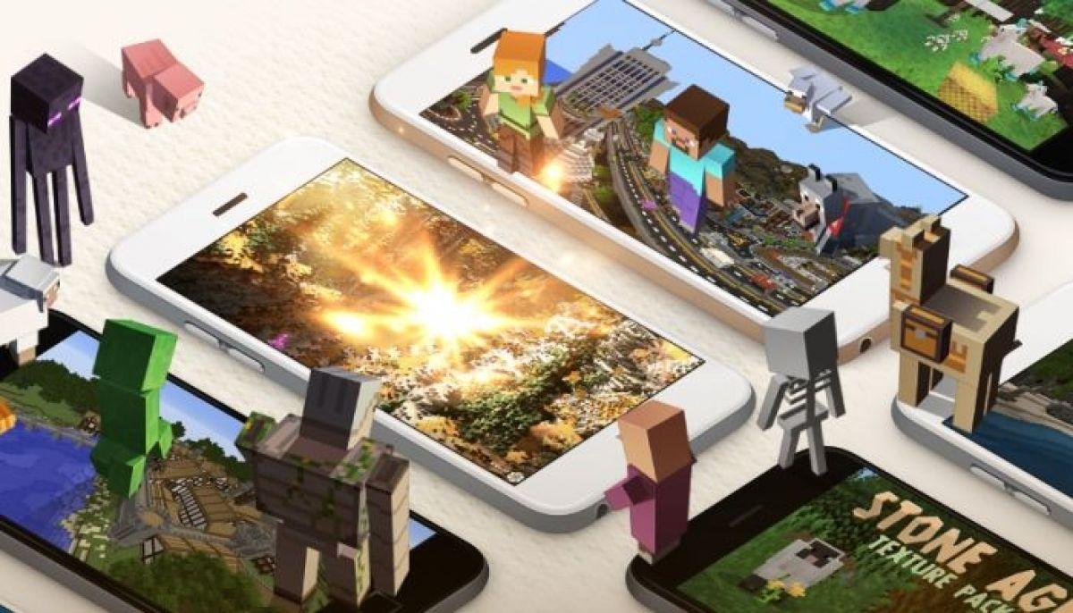 Minecraft Marketplace принёс более миллиона долларов создателям контента 21208