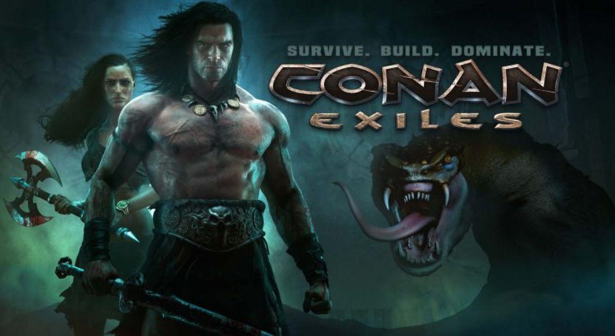 Conan Exiles продаётся со скидкой в 20% 18944