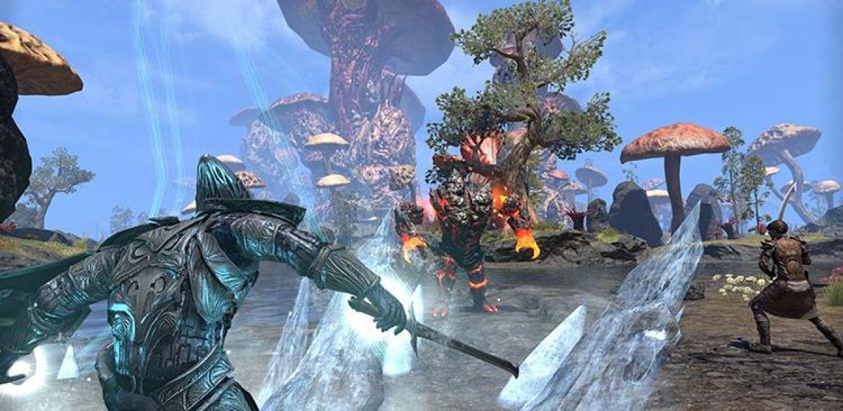 Умения Вардена в The Elder Scrolls Online: Morrowind 18970