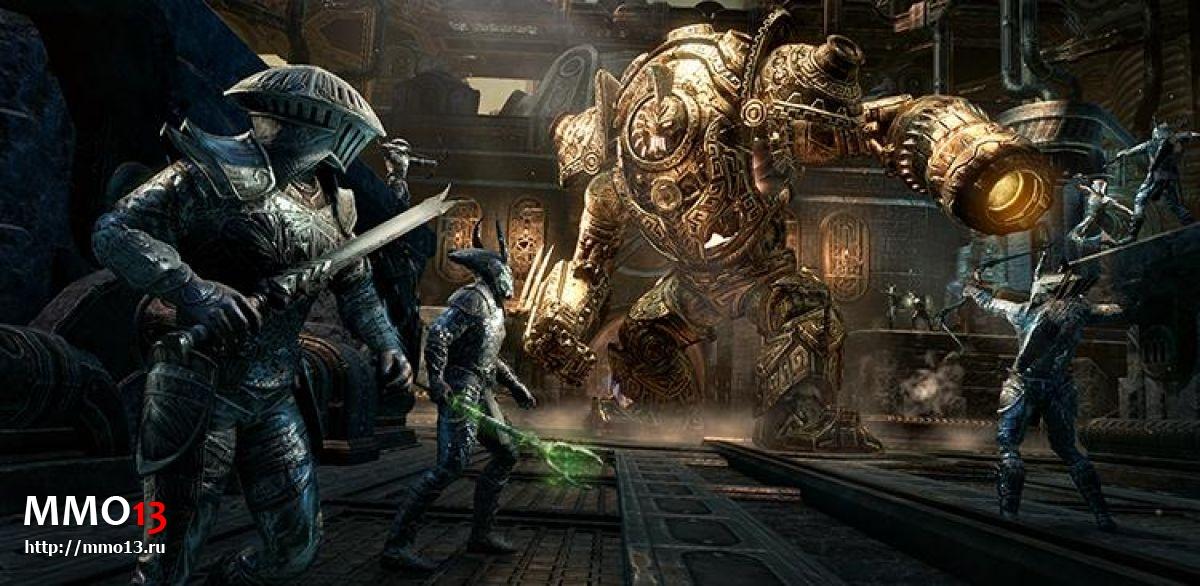 Началось ЗБТ The Elder Scrolls Online: Morrowind 19030