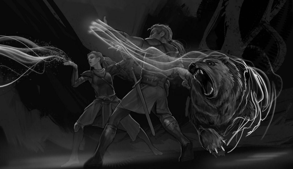 Интервью с художником The Elder Scrolls Online: Morrowind 19202