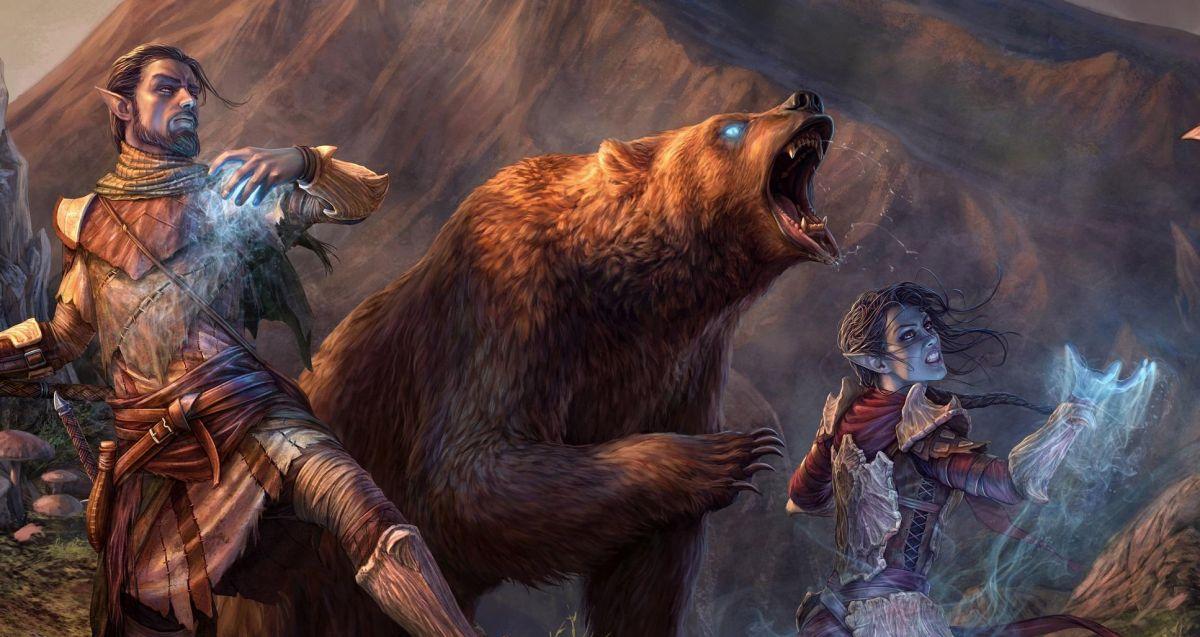 Интервью с художником The Elder Scrolls Online: Morrowind 19205