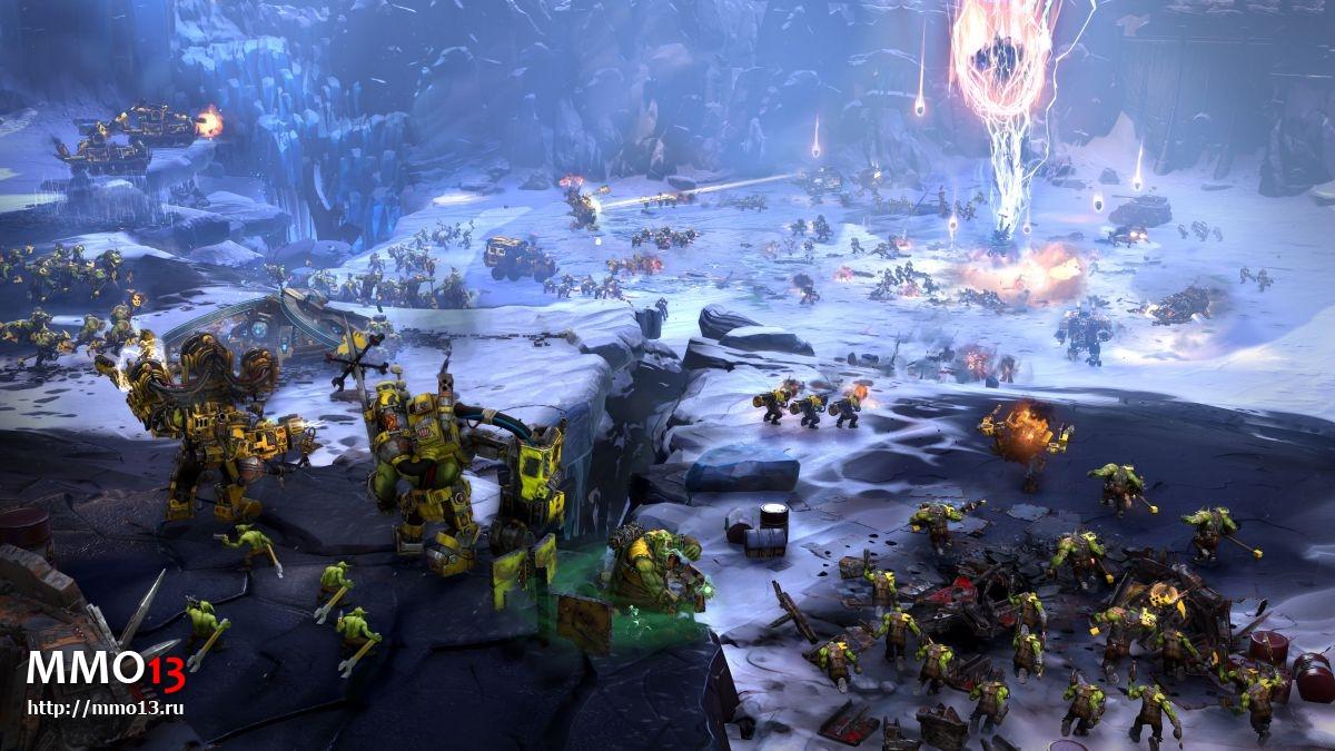 Не только за Императора. Обзор игры Warhammer 40.000: Dawn of War 3 19233