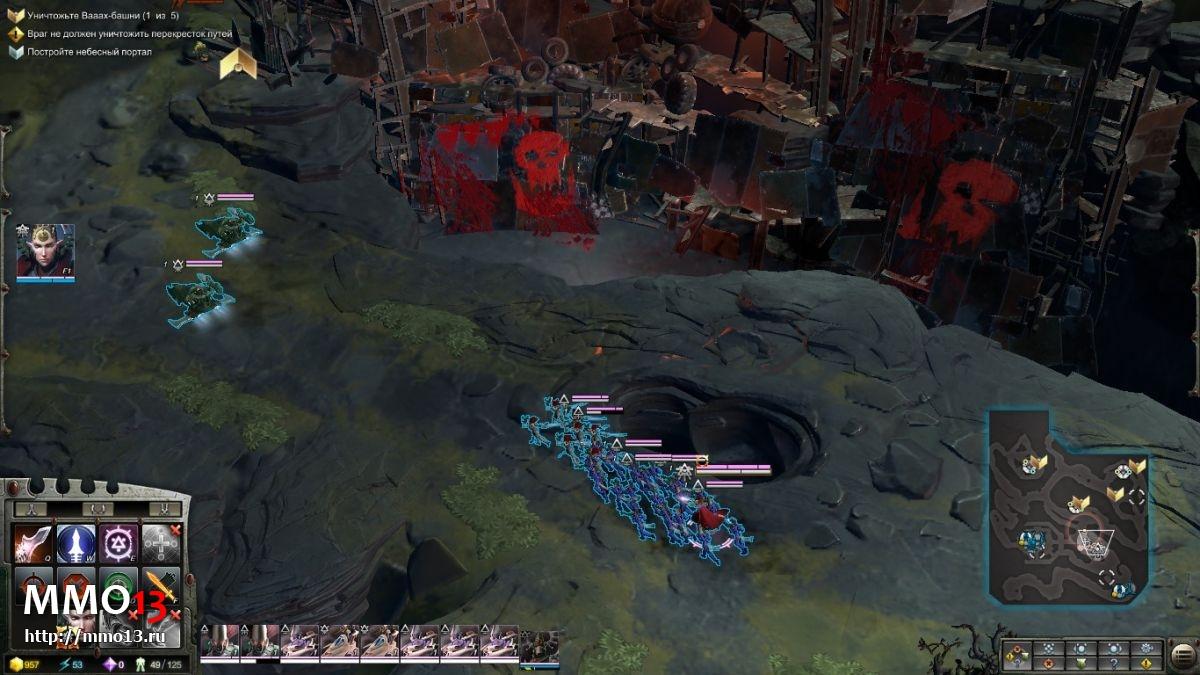 Не только за Императора. Обзор игры Warhammer 40.000: Dawn of War 3 19234
