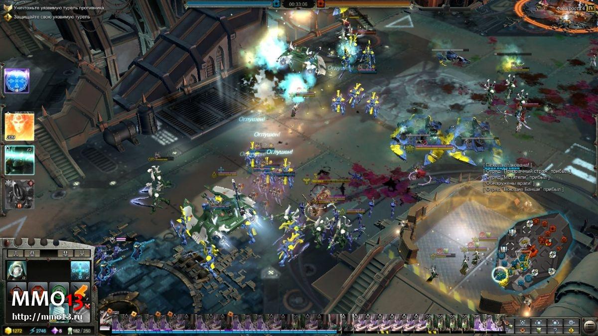Не только за Императора. Обзор игры Warhammer 40.000: Dawn of War 3 19235
