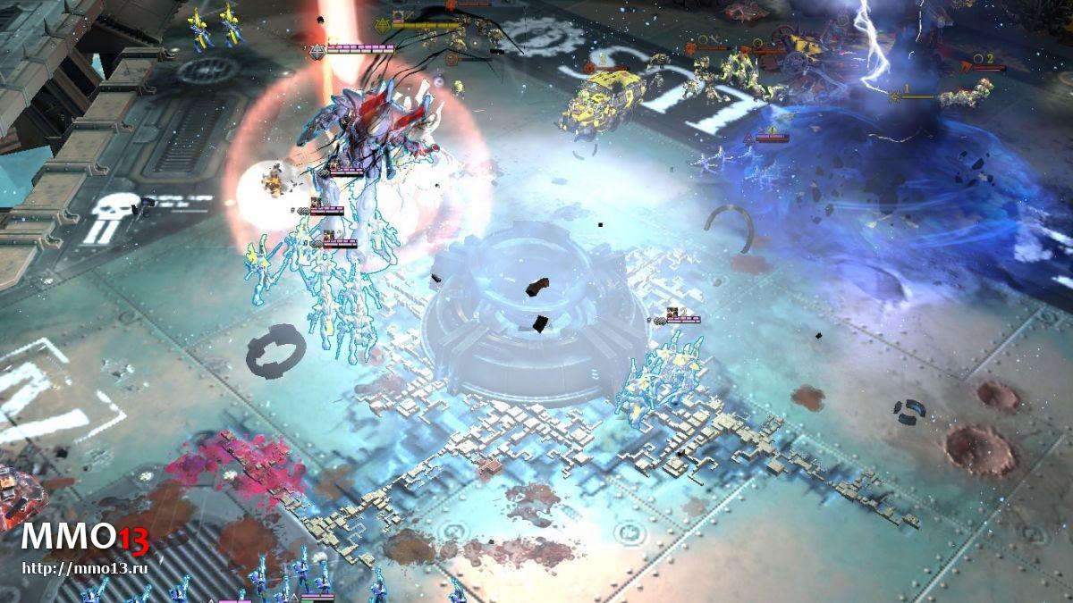 Не только за Императора. Обзор игры Warhammer 40.000: Dawn of War 3 19237