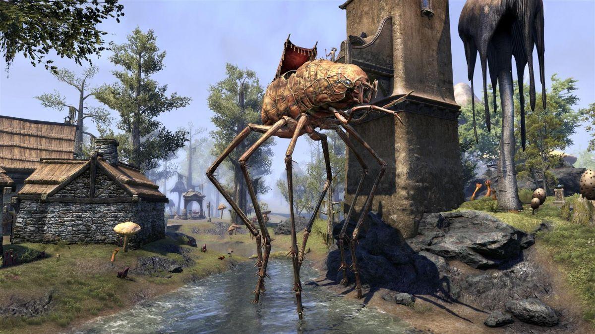 Как создавался новый Morrowind для новичков и ветеранов The Elder Scrolls 19475