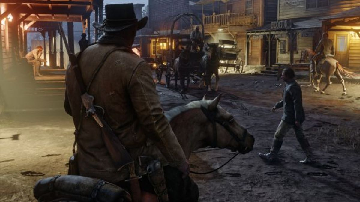Red Dead Redemption 2 отложена до 2018 года 19611