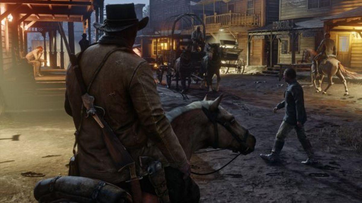 Red Dead Redemption 2 отложена до 2018 года 19611