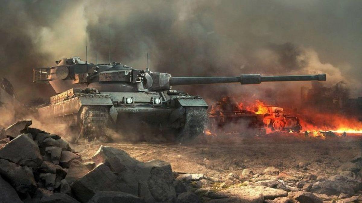 Вышло обновление 9.19 для World of Tanks 19713