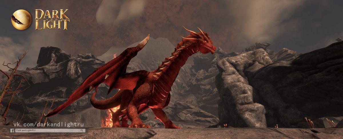 Огненные и ледяные драконы в Dark and Light 19963