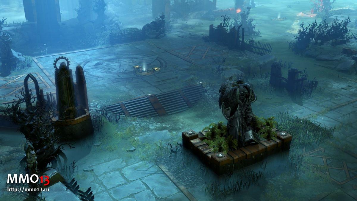 В Warhammer 40,000: Dawn of War 3 вернется классический режим «Annihilation» 19965